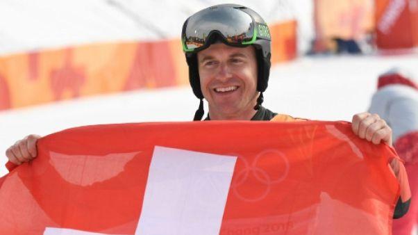 JO-2018: Galmarini en or aux snowboard parallèle, Sylvain Dufour 4e