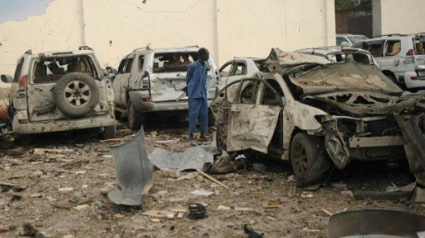 Double attentat à Mogadiscio: au moins 38 morts