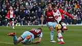 Gabbiadini secures vital point for Southampton at Burnley
