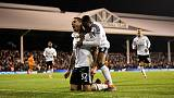 Championship leaders Wolves beaten at in-form Fulham