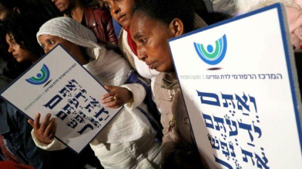 Israël: un homme armé arrêté avant une manifestation pro-migrants