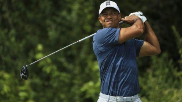Golf: Tiger Woods croit en ses chances au Honda Classic