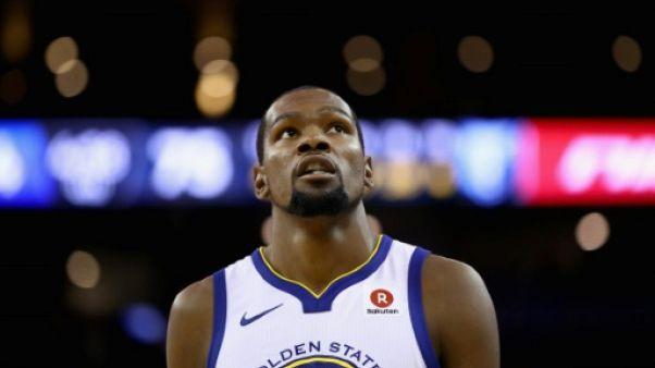 NBA: Durant sans pitié pour Oklahoma City