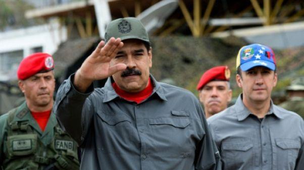 "Maduro aimerait bien ""serrer la main"" à Trump"