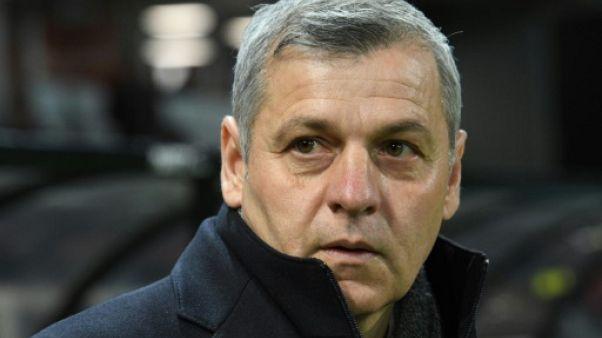 Ligue 1: Genesio et Lyon, le retour de la pression