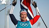 JO-2018: Björgen en or sur 30 km ski de fond, sa 15e médaille, un record