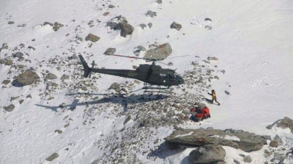 Pakistan: un alpiniste russo-polonais se lance seul à l'assaut du K2