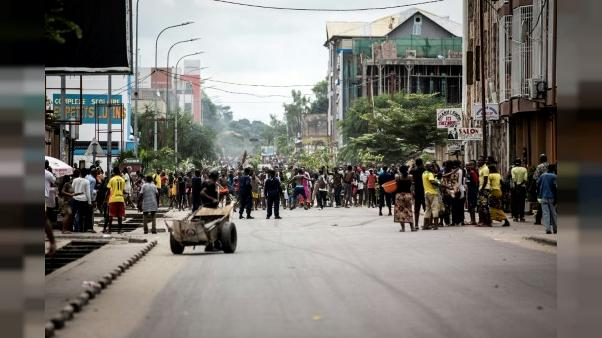 Marche en RDC: un mort et deux blessés graves par balles à Kinshasa