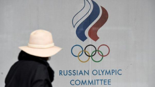 """JO-2018: la Russie espère être réintégrée """"dans les prochains jours"""""""