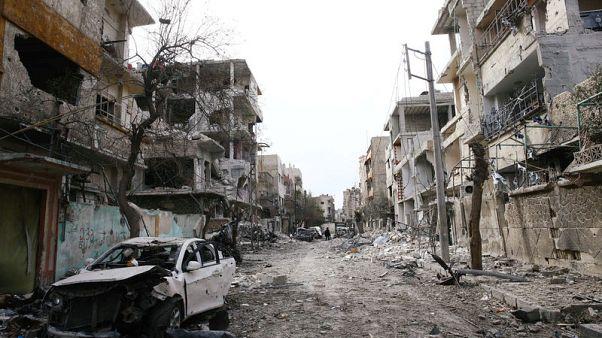 احتدام القتال في غوطة دمشق رغم الهدنة وإيران تقول الهجوم سيستمر