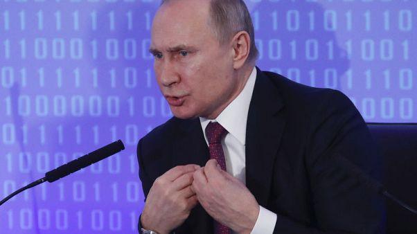 روسيا: تقارير هجوم الغاز بسوريا ملفقة