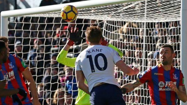 Angleterre: Harry Kane sauve Tottenham
