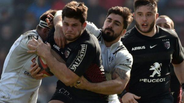 Top 14: passe de trois bonifiée pour Toulouse face à Brive