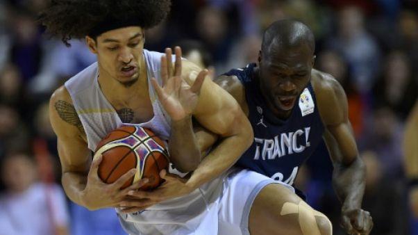 Basket: la France bat la Belgique en qualifications au Mondial-2019