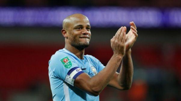 Angleterre: Manchester City s'offre le premier trophée de l'ère Guardiola, la Coupe de la Ligue