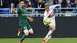 Struggling Lyon denied win by St Etienne's Debuchy