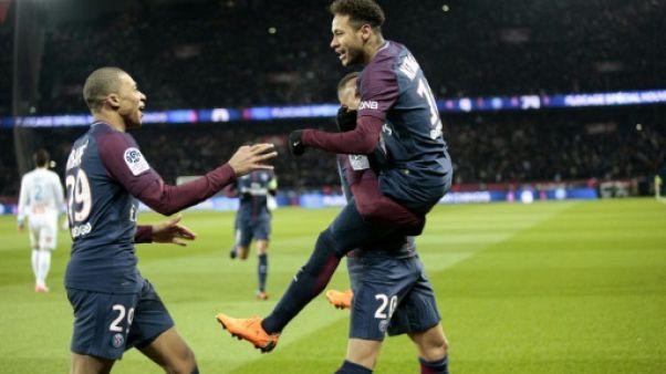 """L1: Neymar et Mbappé enfin en mode """"clasico"""""""
