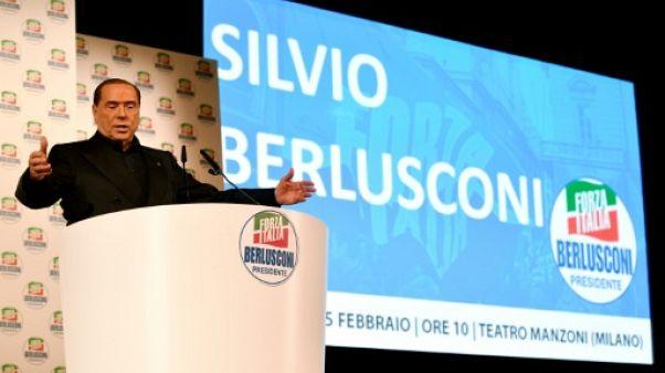 Elections en Italie: l'UE mise sur un accord de grande coalition