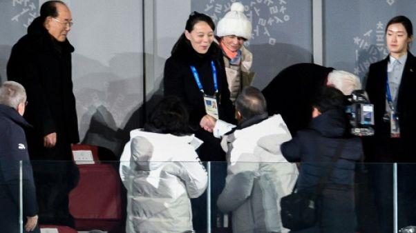 JO-2018: la Corée du Nord, médaille d'or de la diplomatie olympique, jugent les analystes