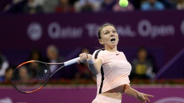 Classement WTA: Halep détrône Wozniacki