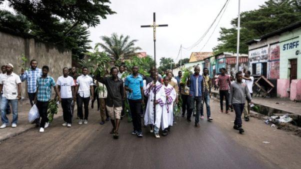 """RDC : deux morts dans des marches anti-Kabila, """"pas de répit"""" disent les organisateurs"""