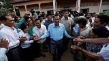 EU threatens Cambodia with sanctions over election purge