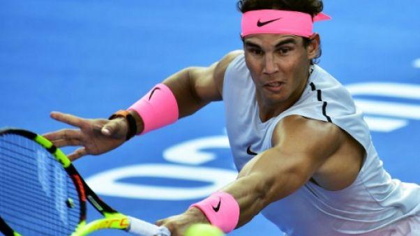 Nadal affirme jouer au tennis par plaisir, pas pour être N.1 mondial