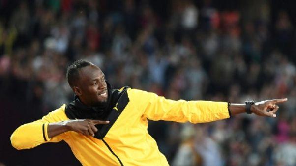 Athlétisme: Usain Bolt annonce qu'il a signé avec un club de football