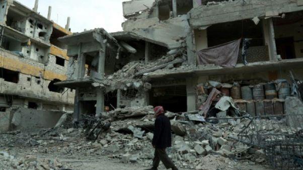 """Syrie: la Ghouta attend la """"trêve humanitaire"""" décidée par Moscou"""