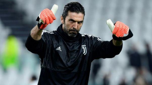 """Italie: Buffon """"probablement"""" rappelé contre l'Angleterre et l'Argentine en amical"""