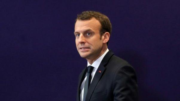 Macron mardi au Stade de France pour préparer les JO 2024