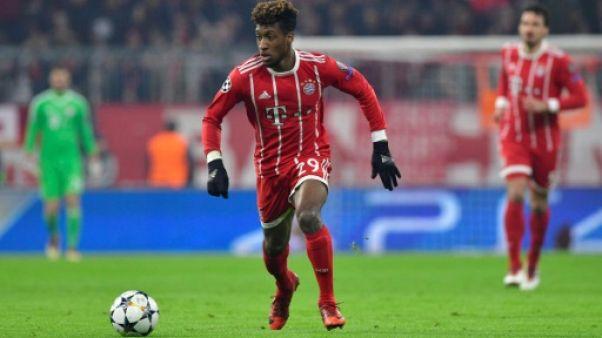 Bayern Munich: fin de saison compromise pour Coman, opéré d'une cheville