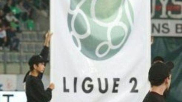 Ligue 2: Lorient enfonce Nancy et recolle au peloton