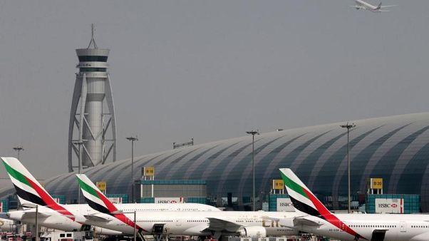 تراجع حركة السفر عبر مطار دبي 1% في يناير