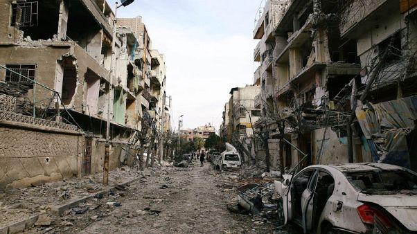 جيش الإسلام ينفي منع المدنيين من مغادرة الغوطة الشرقية