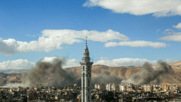 Syrie: trêve compromise dans la Ghouta après la reprise des hostilités