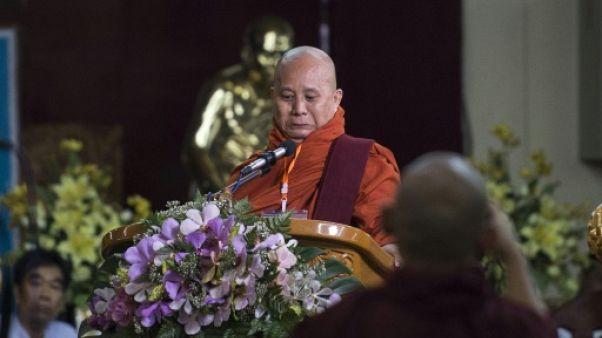 Birmanie: Facebook ferme le compte de Wirathu, moine bouddhiste extrémiste