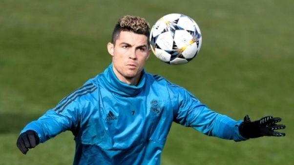 Real: Zidane met Ronaldo au repos à une semaine du match retour contre le PSG