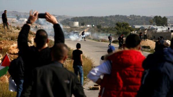 """Balle dans la tête ou accident de vélo, réalités ou """"fake news"""" en Cisjordanie occupée"""