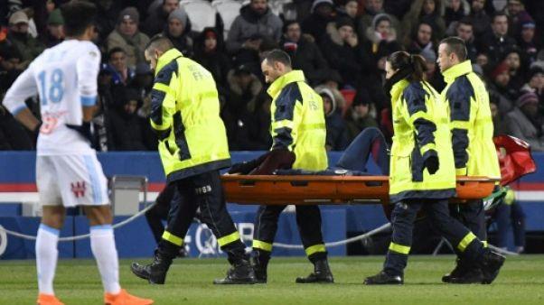 """Emery: """"Neymar, pas d'opération, on va voir comment ça évolue"""""""