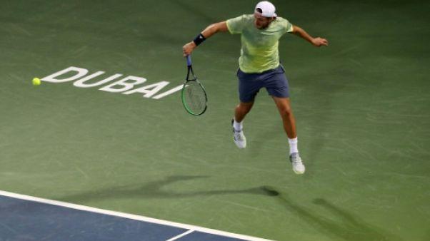 Tennis: Herbert et Pouille qualifiés, Gasquet éliminé à Dubaï