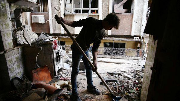 حصري-مصادر: منظمة حظر الأسلحة الكيميائية تحقق في هجمات بالغوطة الشرقية