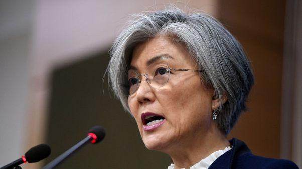 كوريا الجنوبية تقول العقوبات لا تهدف إلى إسقاط كوريا الشمالية
