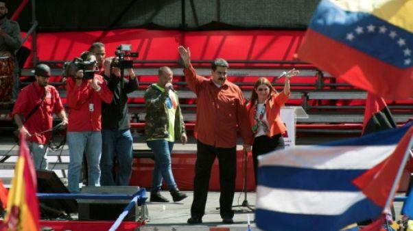 Venezuela: Maduro officiellement candidat, sans adversaires de poids