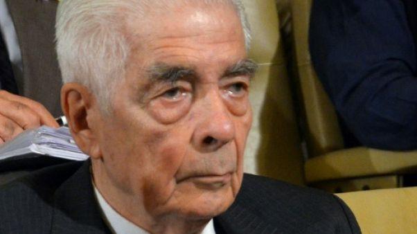 """Décès de Luciano Menendez, """"la hyène"""" de la dictature argentine"""