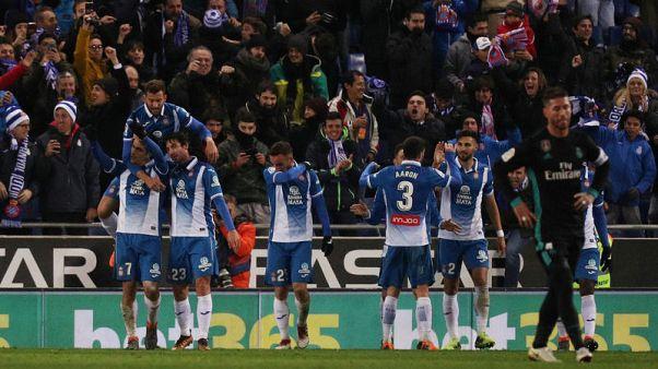 مغامرة ريال مدريد بإراحة رونالدو ترتد سلبيا عليه أمام إسبانيول