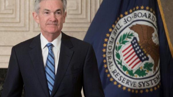 Les hausses de taux d'intérêt vont continuer vu l'économie florissante, promet la Fed