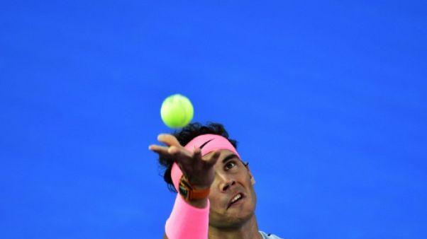 Rafael Nadal forfait pour le tournoi d'Acapulco sur blessure