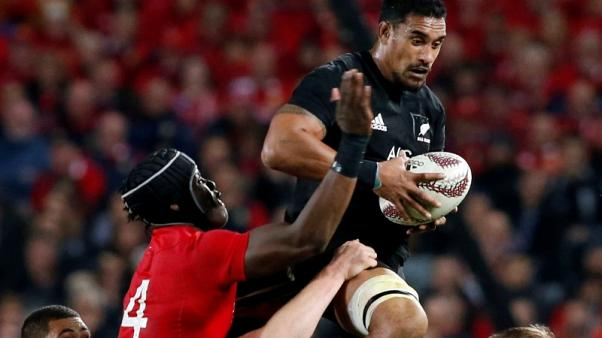 Kaino calls time on All Blacks career for French club move