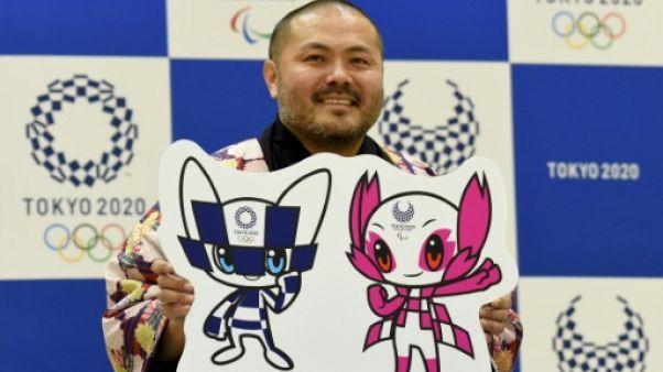 JO-2020:Tokyo dévoile ses mascottes, des super-héros futuristes